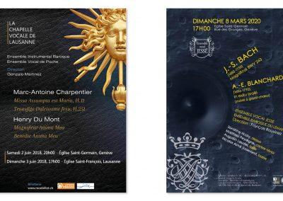 Concerts baroques